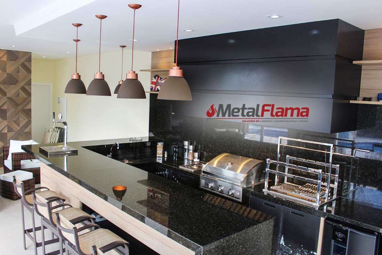 Metal Flama