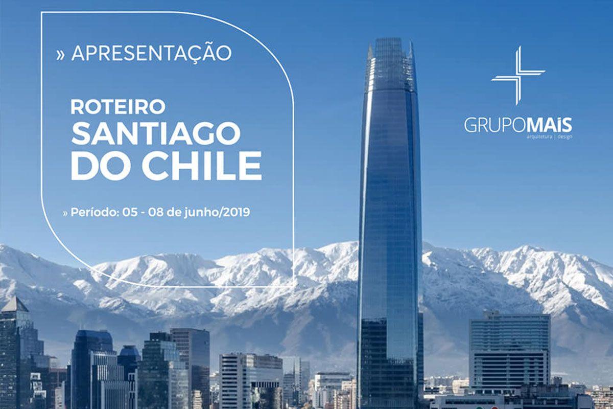 Apresentação Roteiro Chile