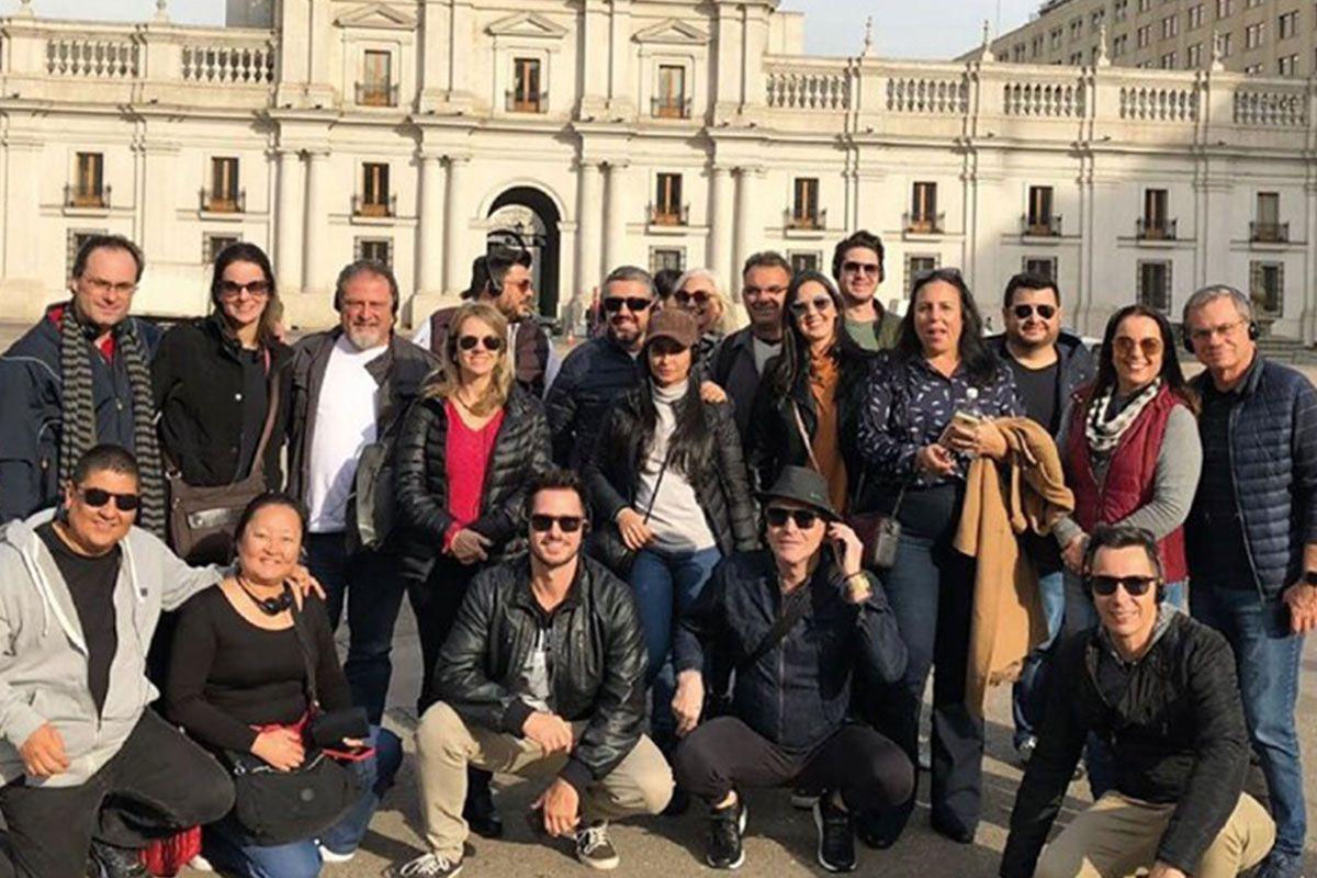 Viagem Chile 2019